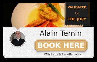 Chef Alain Témin