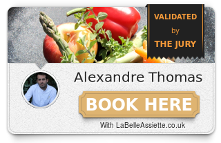 Chef Alexandre Thomas