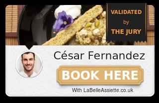 Chef César Fernandez