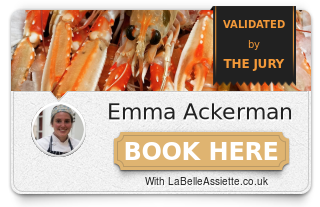 Chef Emma Ackerman