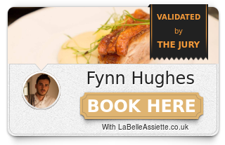 Chef Fynn Hughes