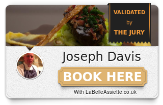 Chef Joseph Davis
