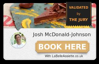 Chef Josh McDonald-Johnson