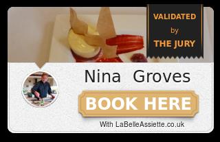 Chef Nina Groves