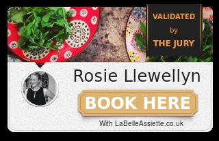 Chef Rosie Ilewellyn