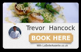 Chef Trevor Hancock