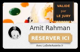 Chef Amit Rahman