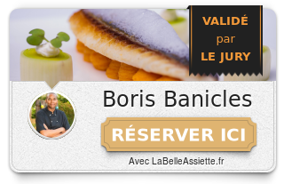Chef Boris Baniclès