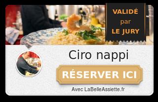 Chef Ciro Nappi