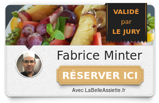 Chef Fabrice Minter