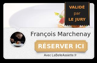 Chef François Marchenay