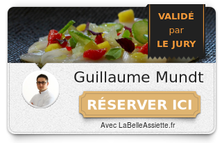 Chef Guillaume Mundt