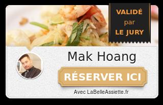 Chef Mak Hoang