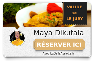 Chef Maya Dikutala