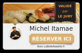 Chef Michel Itamae