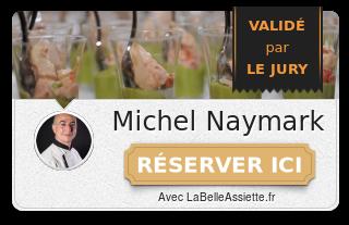 Chef Michel Naymark