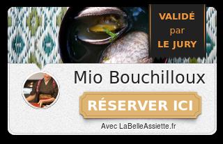 Chef Mio Bouchilloux