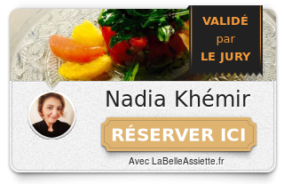 Chef Nadia Khémir