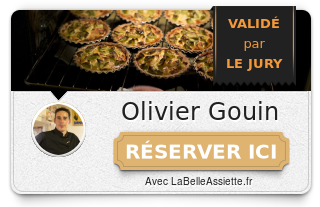 Chef Olivier Gouin