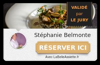 Chef Stephanie Belmonte