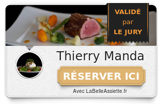 Chef Thierry Manda