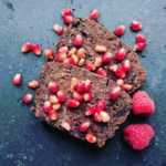 Brownie sarrasin / fruits rouges