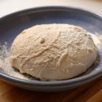 Pâton au levain, pour fougasses, pissaladières.