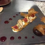 Figue & Chocolat blanc - Croustillant caramel
