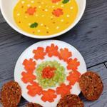 Soupe gingembre carottes