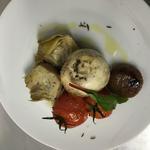 Mozzarella di bufala fumé