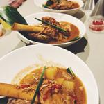 Lamb Shank Massaman Curry