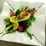 Salade barquette de la mer