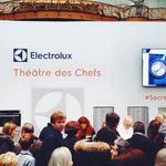 Animation d'un atelier de cuisine bio et vegan à Taste of Paris 2016