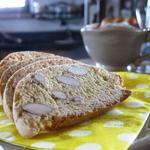 Biscotti à l'orange et aux amandes - parfait avec un cappuccino !