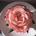 Rose Style Cupcake