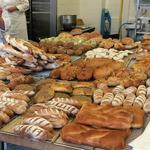 Baking at the world famous Le Norte Bakery Paris.
