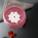 Smoothie fraise/betterave
