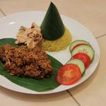 Indonesian Beef Rendang Dry Curry