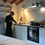Chef Marmittone working!
