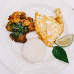 Pad Kra Pao Gai (Thai Basil Chicken)