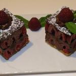 Croquant chocolat-framboises