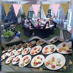 Hen party bbq