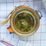 Taboulé libanais mais au quinoa pour le brunch!