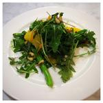 Tenderstem Broccoli, Pine Nut and Orange Salad