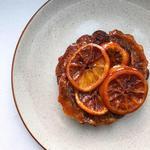 Tatin aux oranges
