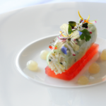 Snow Crab I Compressed Watermelon