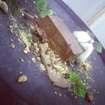 Chocolate, Brown Butter, Pistachio and Milk I/C