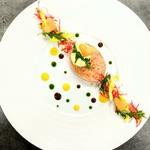 foie gras au torchon coeur de poire