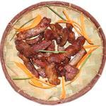 Porc aux cinq épices sucré salé