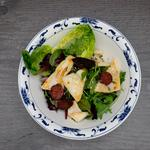 Squid & Chorizzo Salad